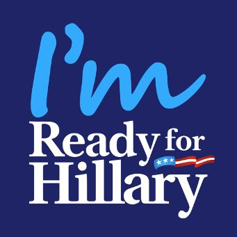 "If you're ""Ready For Hillary"" Clinton in 2016, show your support and Like her page on Facebook! It's gaining more momentum w/ each passing day, and you can use this public link to get there!"