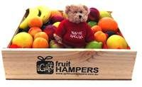 Valentines Day Gift http://www.igiftfruithampers.com.au/valentines-day-gifts #valentinesgift #valentinesday #valentineshamper #fruithamper #fruitbasket