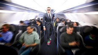 Travel With Style - Casey Neistat for J.Crew suit