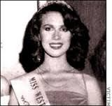 Anita Cobby during her days as a beauty-contest winner.  Later, divorced and working as a nurse, she was waylaid and killed by a gang of teenagers after hours of rape and torture.
