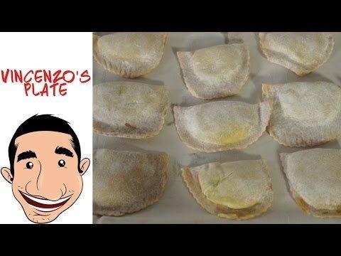 Ravioli Pasta Recipe | How to make Ravioli Pasta from scratch | Spinach and Cheese Ravioli - YouTube