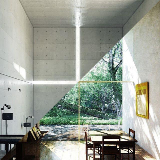 Tadao Ando, The Church of the Light, Ibaraki, Osaka, Japan, 1989 VS Luis Barragán, Casa Luis Barragán, Mexico City, Mexico, 1948