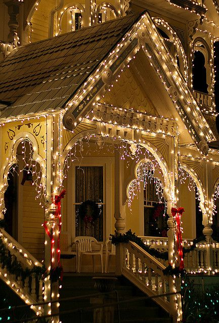 A dream house for Christmas !