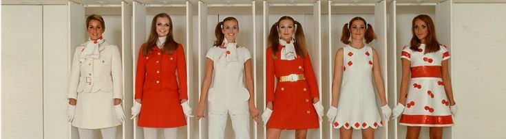 """Basque fashion visionary André Courrèges's designs revolutionized fashion. The vaunted and historical miniskirt, defined by Courrèges as being 4"""" or more above the knee, was shown as early as 1961 in his first independent show...."""