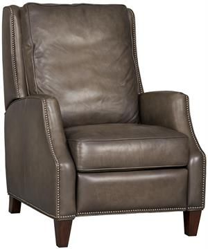 Leather Recliner that doesn't look like a recliner