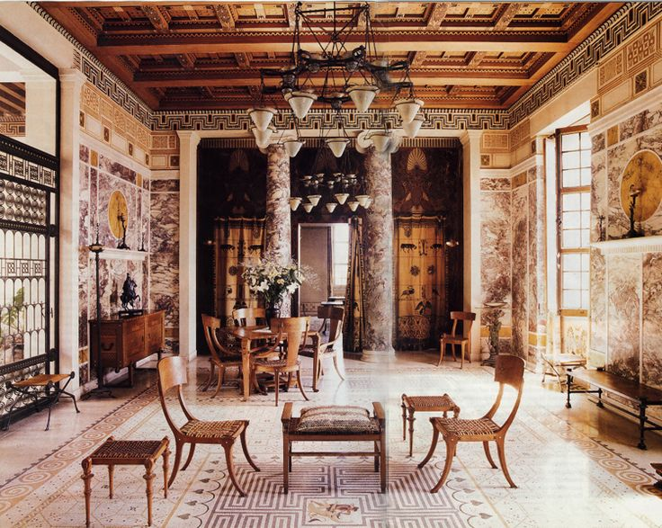 Greek Interior Design History Remodelling Entrancing 16 Best Ancient Greece Design Period Images On Pinterest  Ancient . Decorating Inspiration