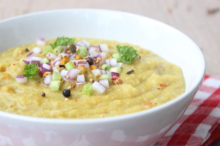 Het heerlijke recept voor Mr. Sweet Potatosoup uit The Green Happiness vind je op eethetbeter.nl, hét foodblog met gezonde recepten voor het hele gezin!