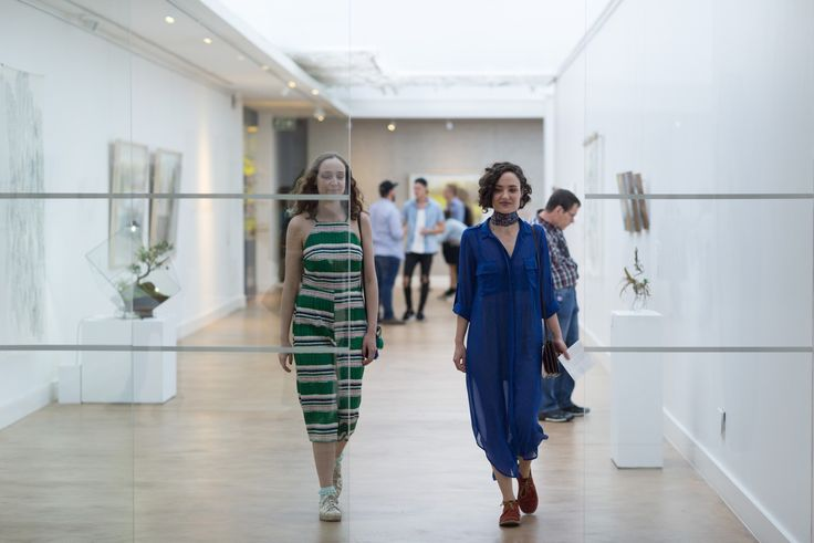 Exhibition Opening | Lady Garden   10. 09. 2017   Gallery guests enjoying the art at #CavalliEstate