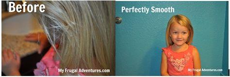 DIY Deep Conditioning Hair Treatment - My Frugal Adventures