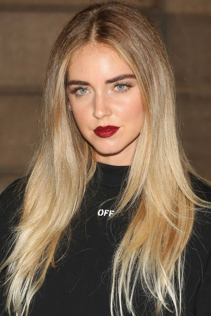 Red Glitter Lips - Cosmopolitan.com