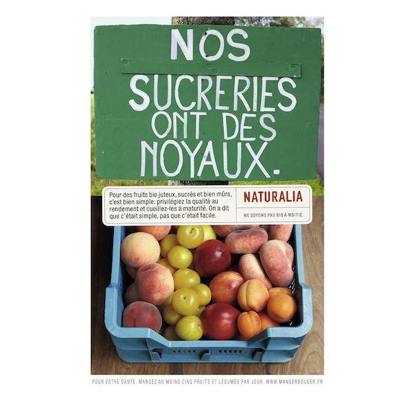 Naturalia- Nos sucreries ont des noyaux