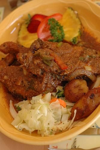 Authentic Jamican Recipes: Brown Stew Fish - InfoBarrel