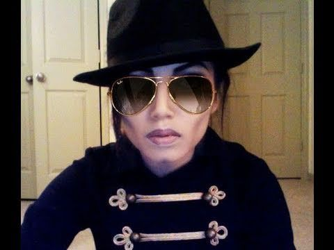 This Michael Jackson makeup tutorial will have you moonwalking just like the King of Pop.