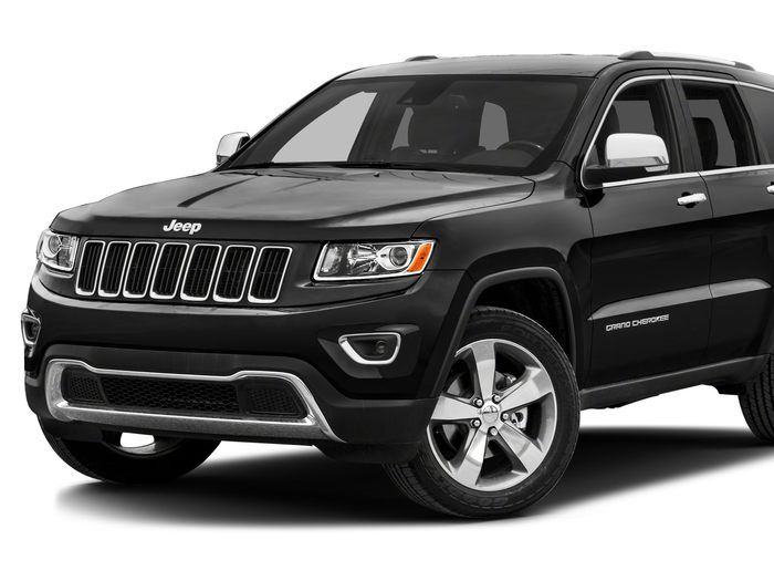 2016 Jeep Grand Cherokee Information