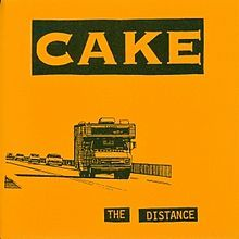 cake the distance