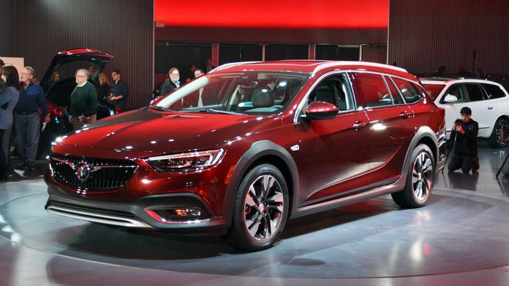 When the 2018 Buick Regal goes on sale later this year, customers will have two new variants to choose from -- the Sportback and TourX...
