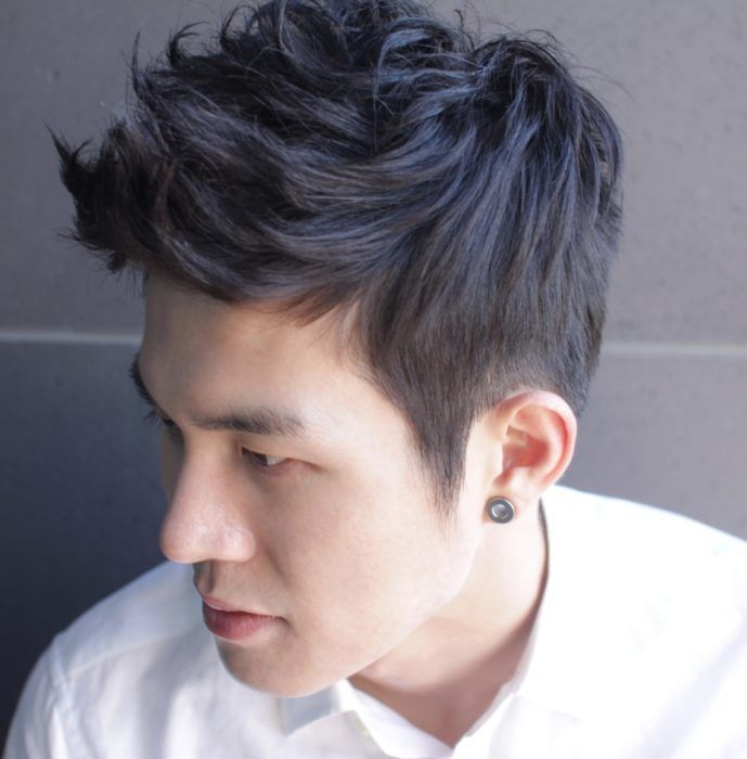 Asian Men Hairstyles For 2018 2019 Hair Style Pinterest Long