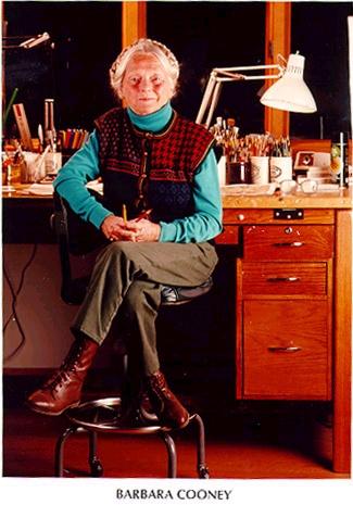 Barbara Cooney.