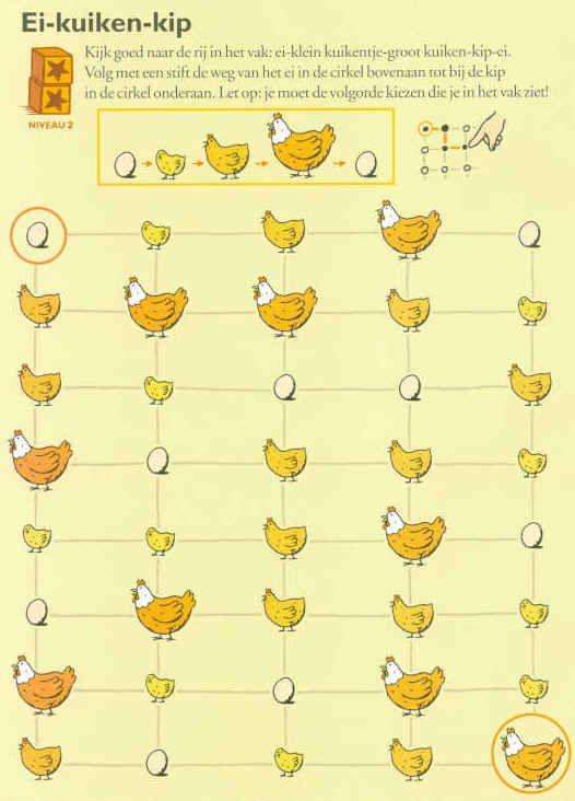 Boter-kaas-eieren? Of: ei -kuiken -kip :) Eieren bevatten trouwens veel vitaminen en mineralen! #pasen #B12 #vitamine