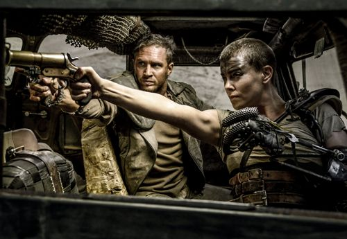 Action Movie 'Mad Max 4 - Fury Road' on HBO South Asia