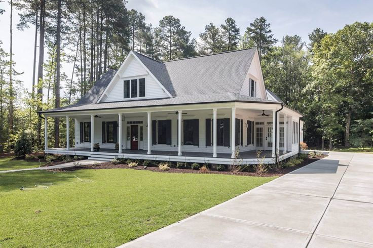 Ranch Style Floor Plans With Wrap Around Porch