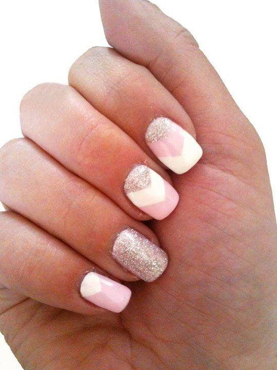 baby pink nails | •-Fancy Fingertips-• | Pinterest
