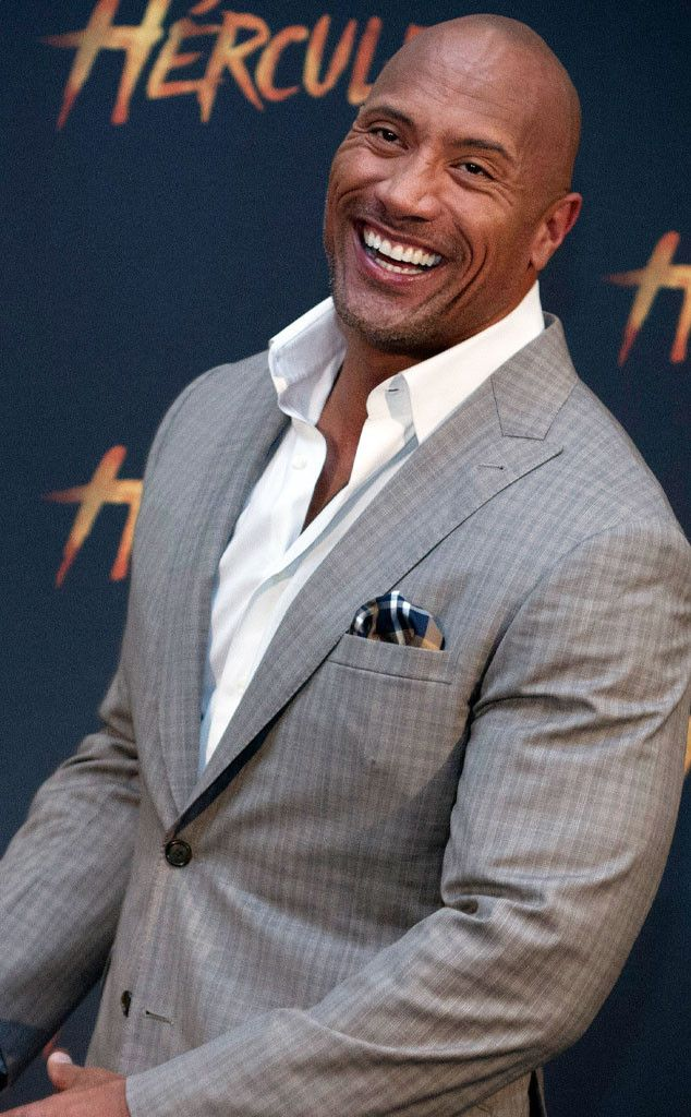 """For many years, Dwayne """"The Rock"""" Johnson stopped his mark in the entertainment world, and today let literal brand in Hollywood, the Chinese theatre. Description from newswalle.com. I searched for this on bing.com/images"""