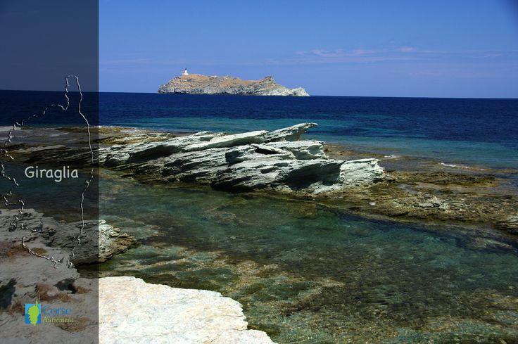 L'Ile de la Giraglia, Cap Corse A télécharger sur http://la-corse-autrement.fr/fond-decran-corse/