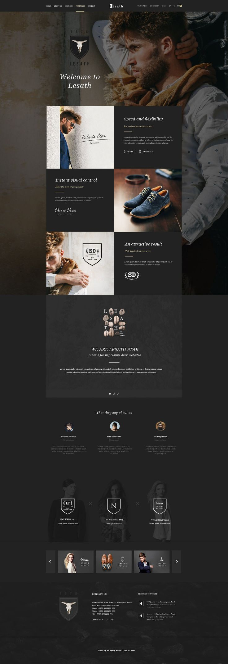 Hydrus Web Design Inspiration 6
