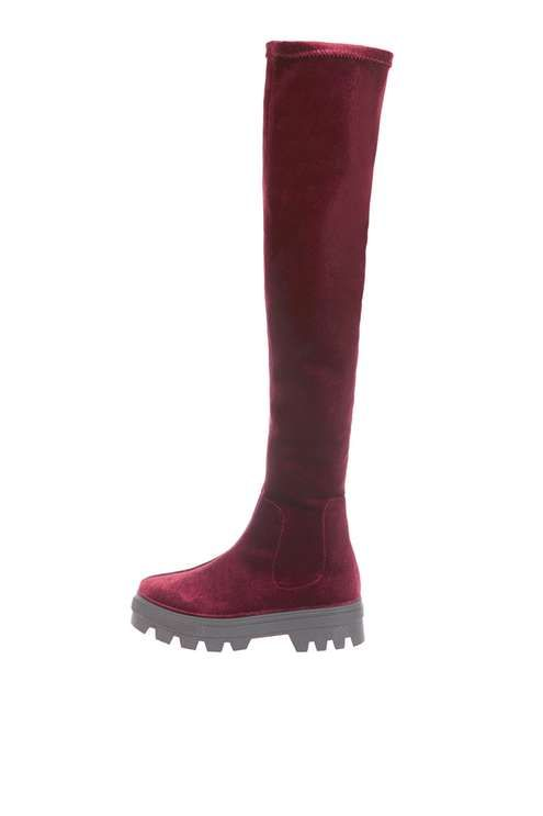 DIAL Over The Knee Boots