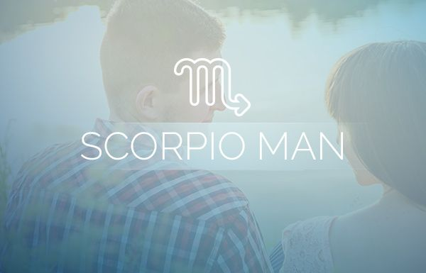 Astrology's mysterious truth seeker, the Scorpio man, has a rap that proceeds him. But don't let his cold exterior dissuade you from getting to know him.