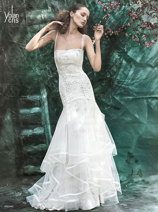 watercolor wedding dress wedding dress inspiration wedding dress white 8368