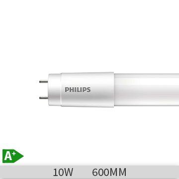 Tub LED Philips CorePro 600mm 10W/840, 30000h, lumina neutra