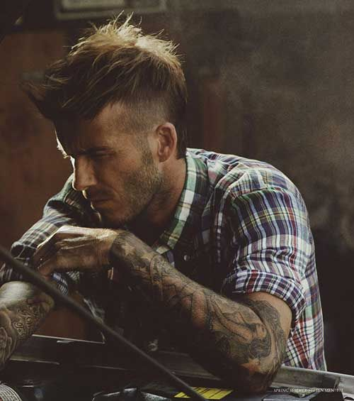 Cool 1000 Ideas About Mohawk Hairstyles For Men On Pinterest Mohawk Hairstyles For Women Draintrainus