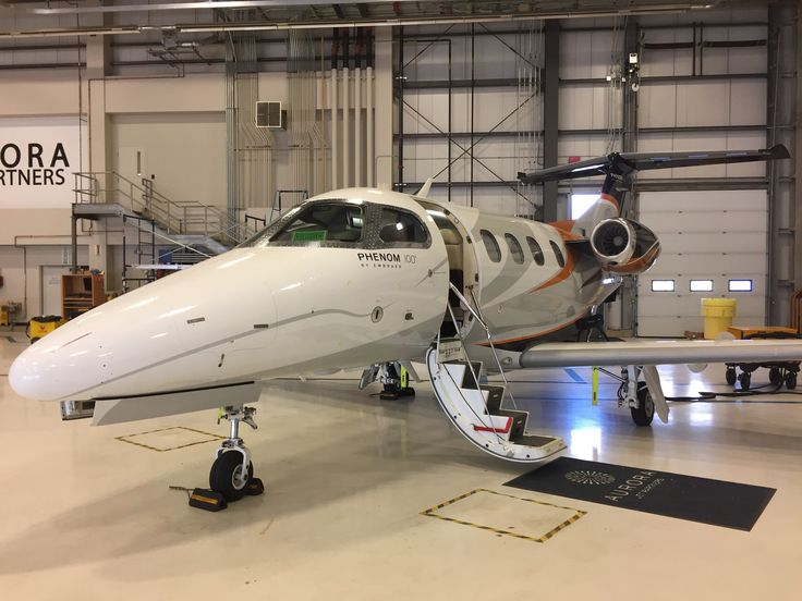 2010 Embraer Phenom 100 for sale in Canada => www.AirplaneMart.com/aircraft-for-sale/Business-Corporate-Jet/2010-Embraer-Phenom-100/13191/