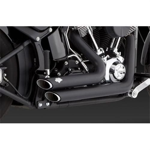 Harley Davidson FLS Softail Slim Exhaust