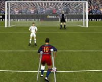 Messi lesionado el juego