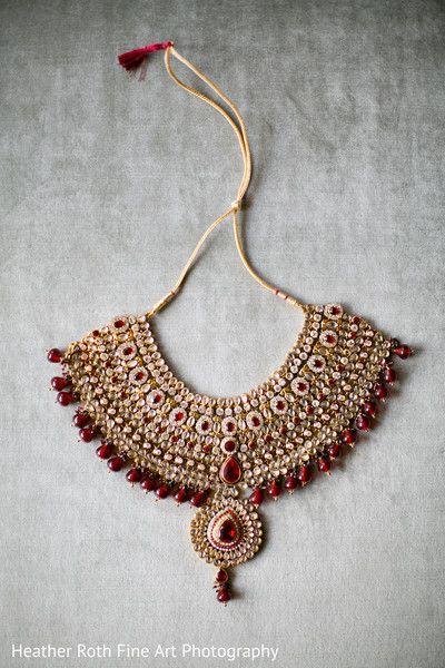 Bridal Jewelry http://www.maharaniweddings.com/gallery/photo/38338