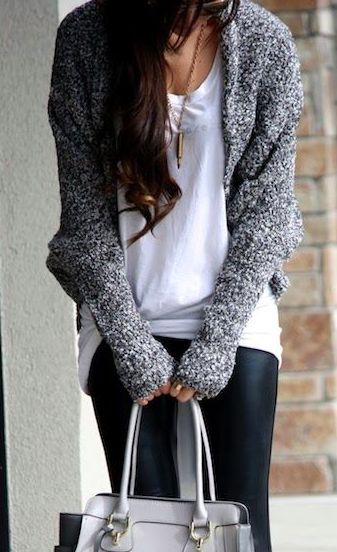 Comfy and totally cute