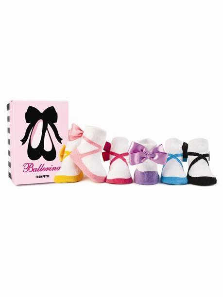 Trumpette - Ballerina Socks Assortment   VAULT