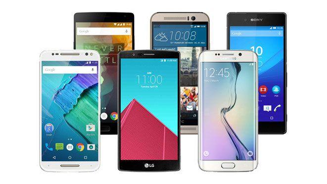 Melihat rilisan ponsel Android terbaru 2015 hingga bulan Desember