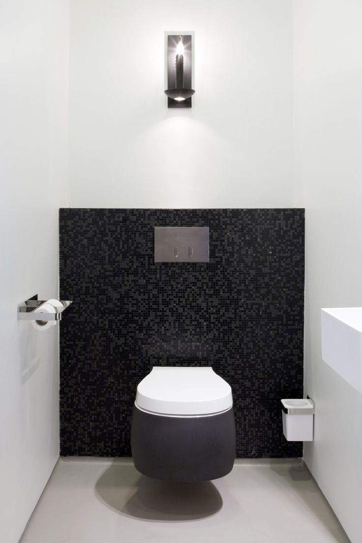Hanging toilet design and lightness of serviceability photo 19