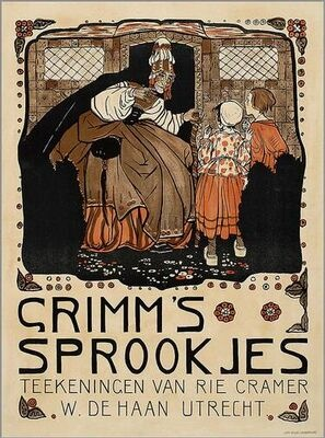Grimm's Fairytales, illustrated by Rie Cramer