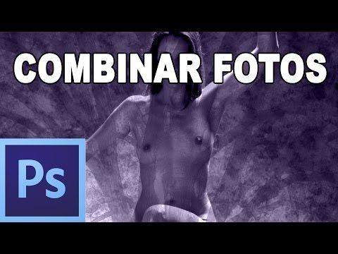▶ Combinar fotografías (doble exposición) - Tutorial Photoshop en Español por @Prisma Tutoriales - YouTube