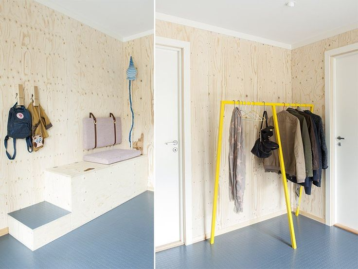 Digger kontrasten mellom vegg og gulv!