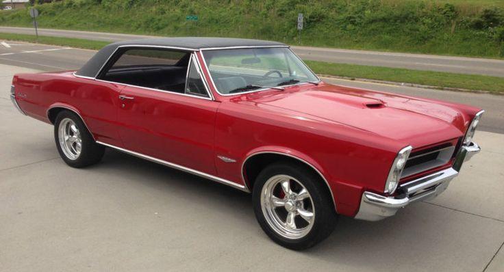 39 65 Pontiac Gto Ebay Motors Pontiac Gto Pinterest