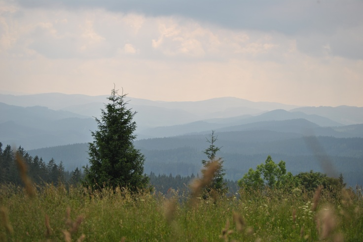 Czech nature - Beskydy mountains
