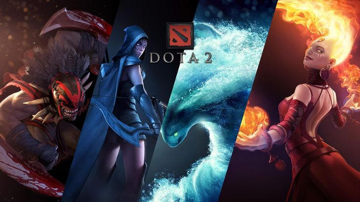 Dota 2 Video Games Wallpaper