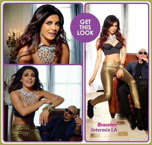 Decoded: Priyanka Chopra's Exotic Looks! - MissMalini