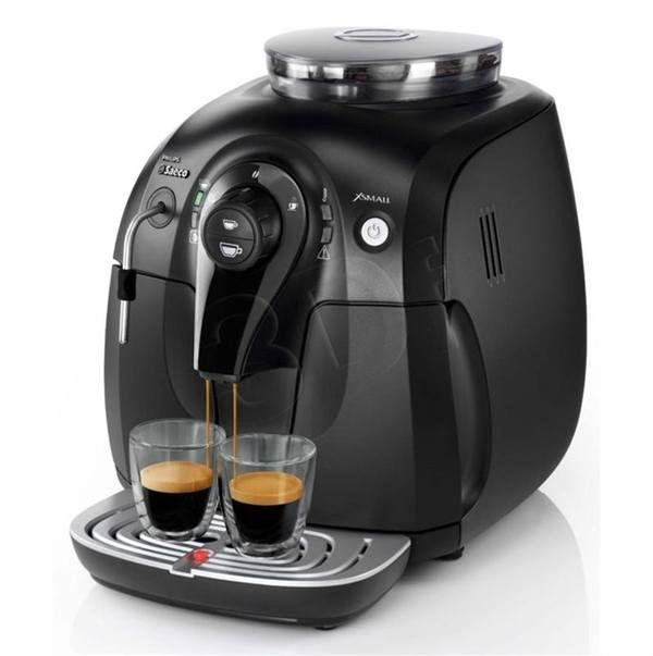 ekspres cisnieniowy do kawy. Saeco z http://www.rtvagd.net/ekspres-kawy/